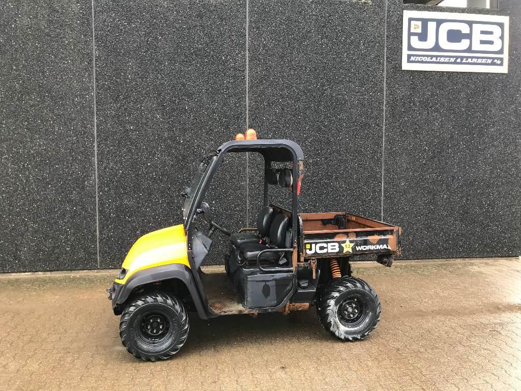 JCB Workmax 800D, ATV'er, Landbrug
