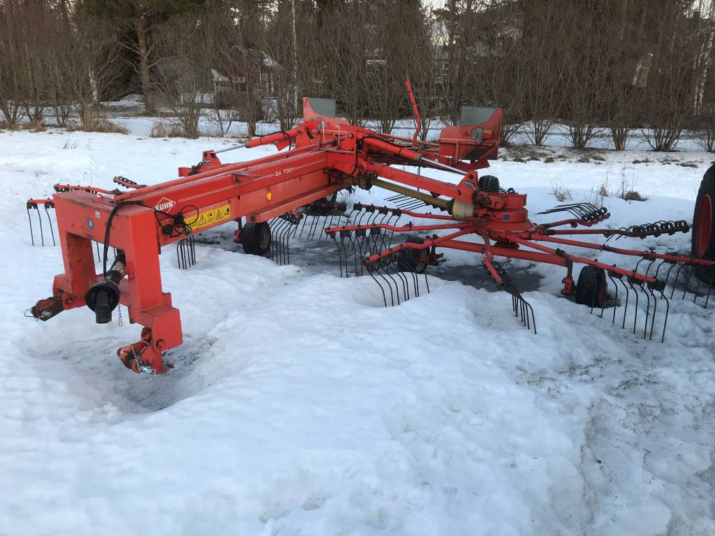Kuhn GA7301 KARHOTIN, Other agricultural machines, Agriculture