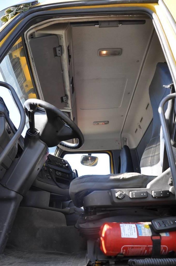 Volvo FH400, Chassier, Transportfordon