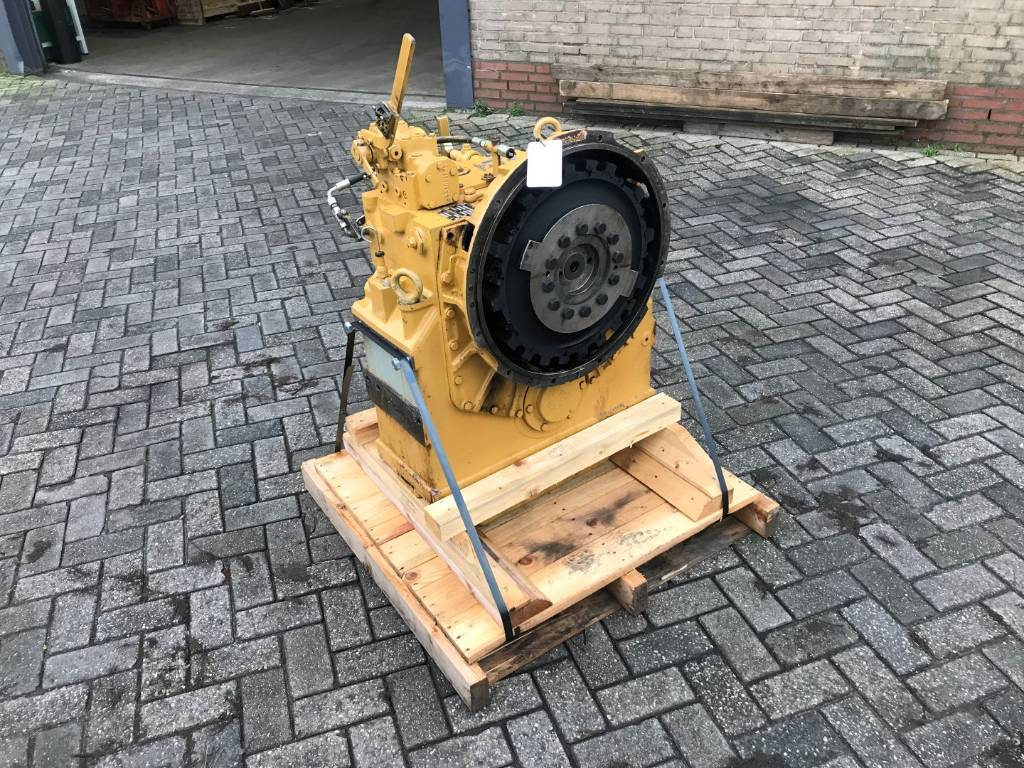 ZF BW 161 - 4,057:1 - DPH 105550, Transmissions, Construction