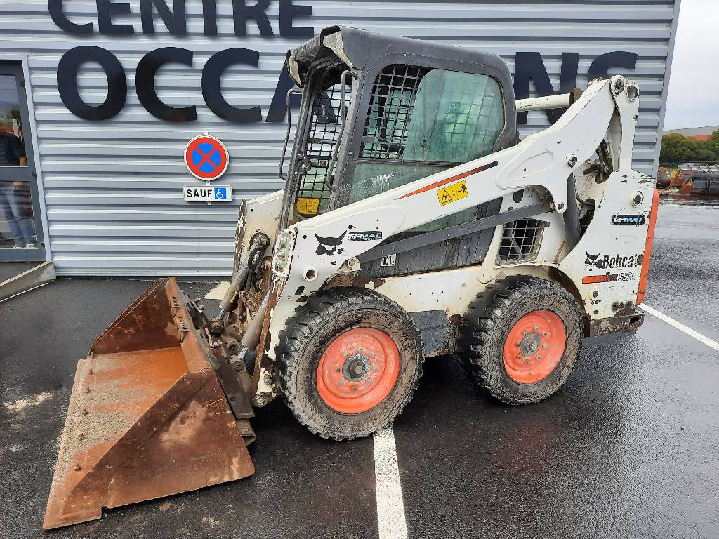 Bobcat S 570, Skid Steer Loaders, Construction Equipment