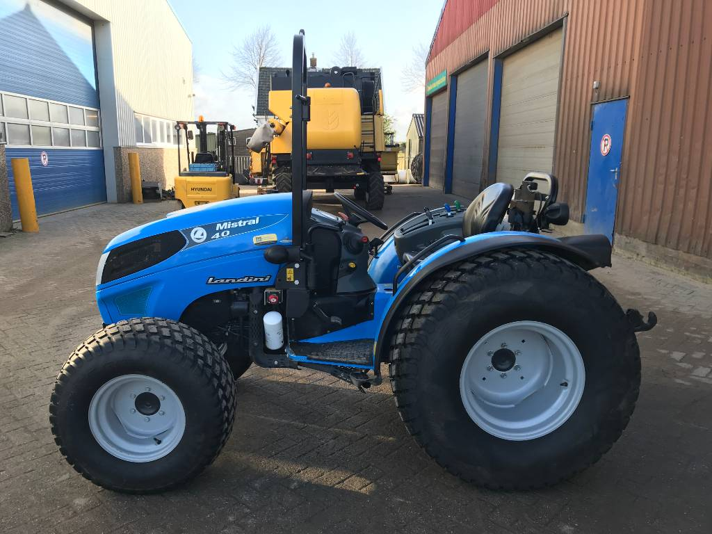 Landini Mistral 40, Tractoren, All Used Machines