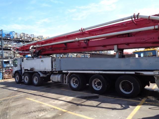Putzmeister BSF 61.16H, Boom Pumps, Construction Equipment