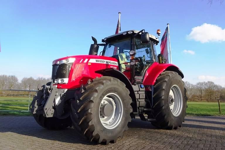 Massey Ferguson 7719, Tractoren, Landbouw