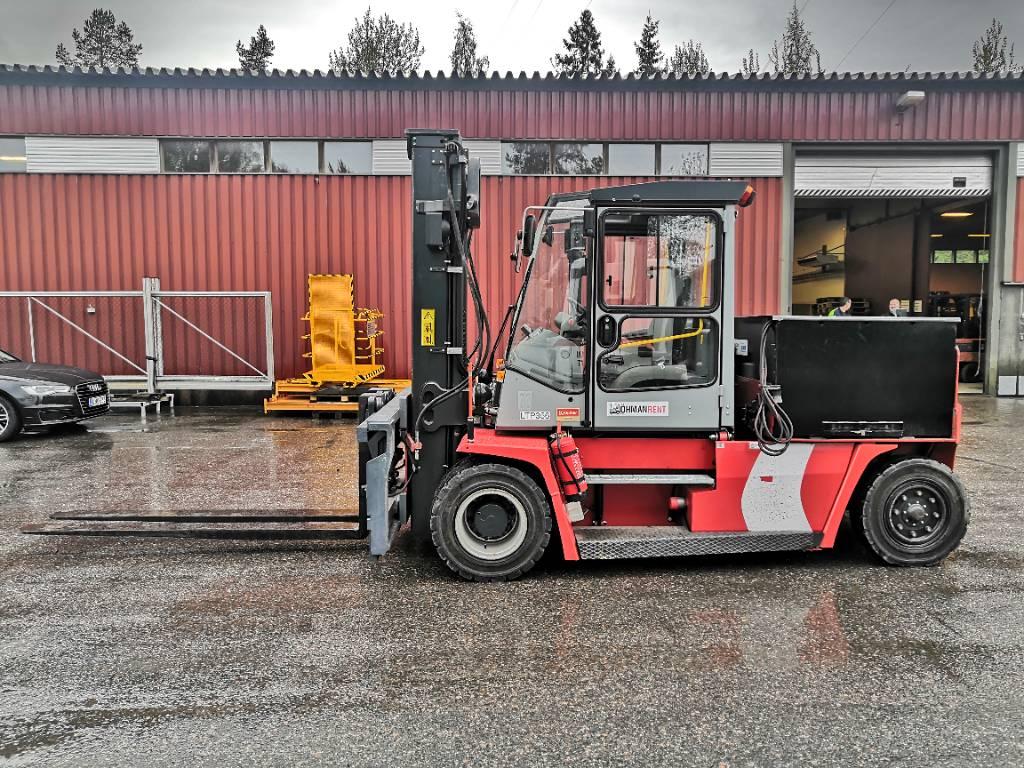 Kalmar ECE 80-9, Sähkötrukit, Materiaalinkäsittely