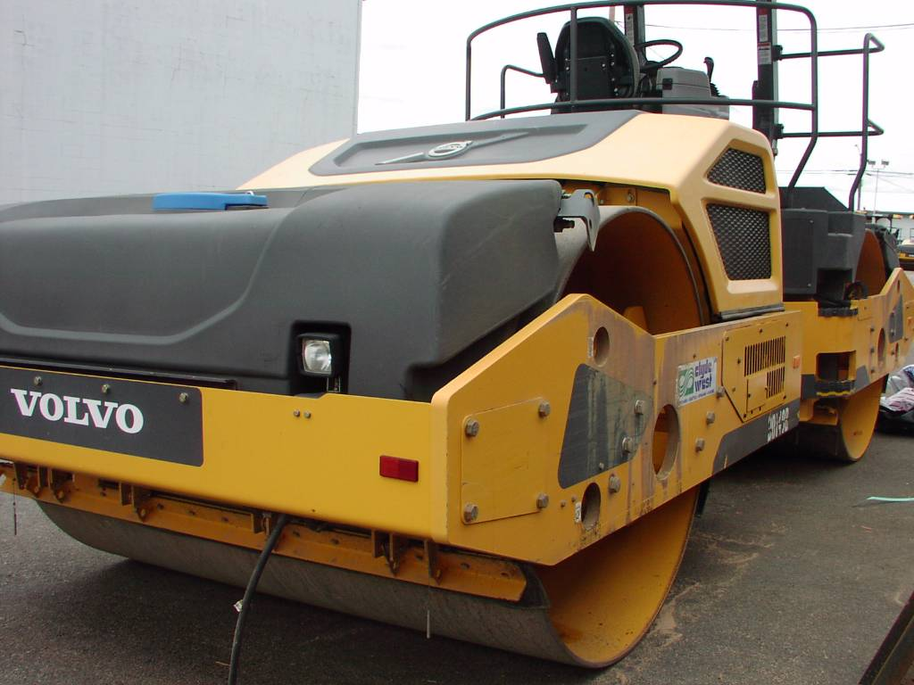 Volvo DD140B, Other rollers, Construction Equipment