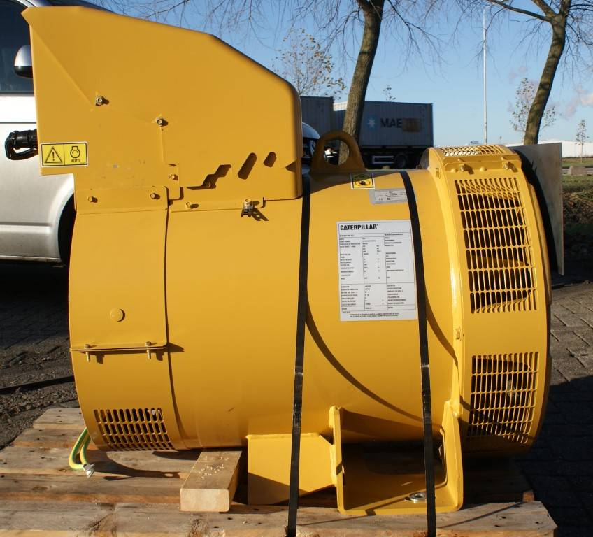 Leroy Somer Generator End - 320 kW - DPH 104368, Generator Ends, Construction