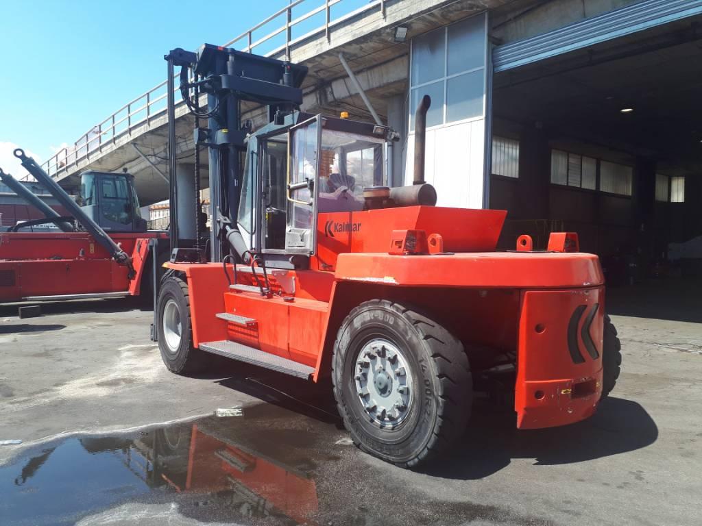 Kalmar DCD 200-12, Dieseltrukit, Materiaalinkäsittely