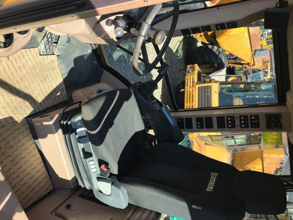 Hydrema 912D, Terrængående lastbiler, Entreprenør