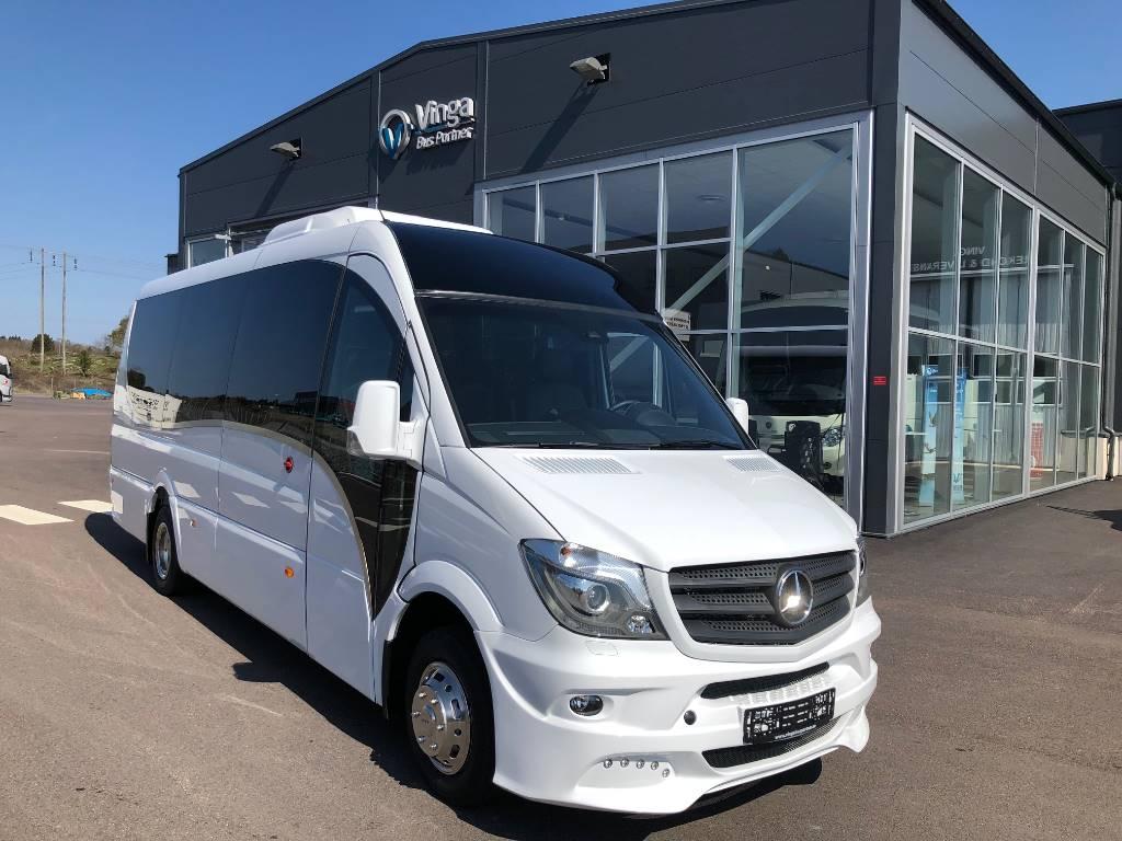 Mercedes-Benz Sprinter    turist 519CDI, Minibussar, Transportfordon