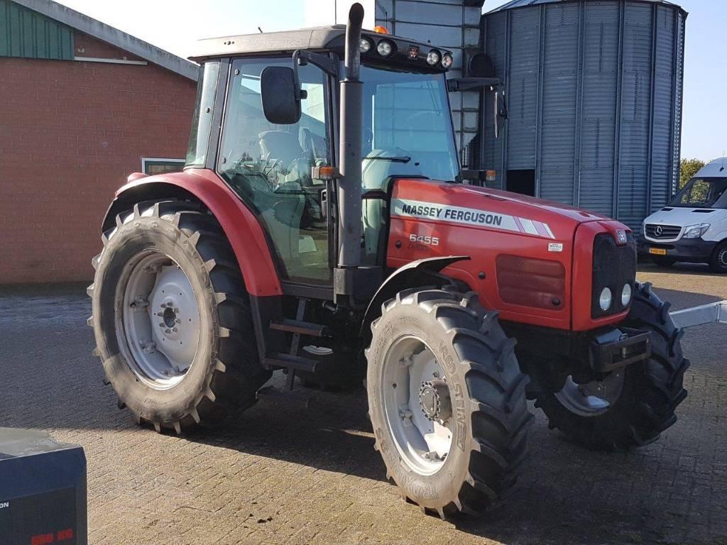 Massey Ferguson 6455 Dyna 6, Tractoren, Landbouw