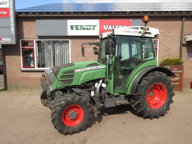 Fendt 209P, Tractoren, Landbouw