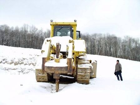 Komatsu D475-3  D372, Dozers, Construction Equipment