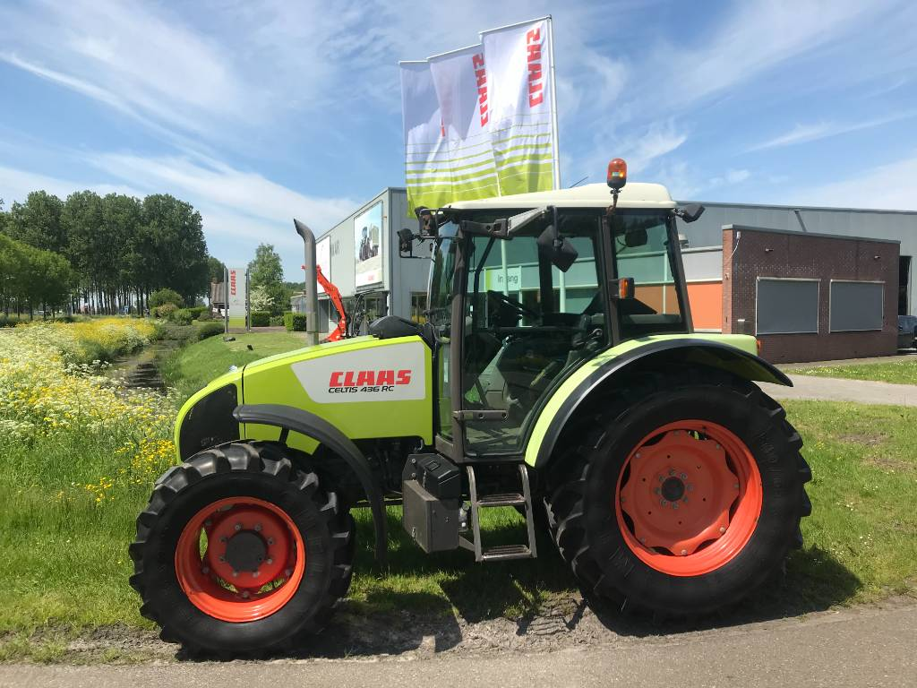 CLAAS Celtis 426 RC, Tractors, Agriculture