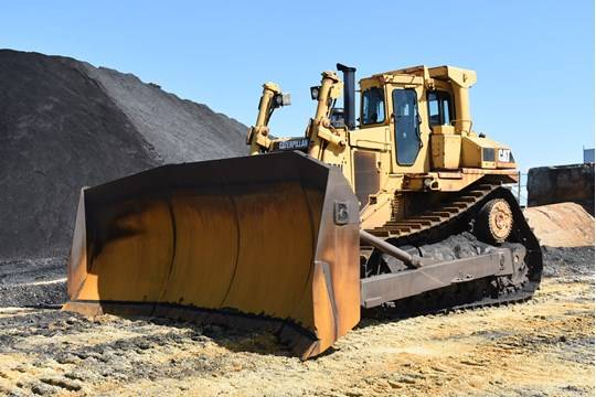 Caterpillar D9N, Dozers, Construction Equipment
