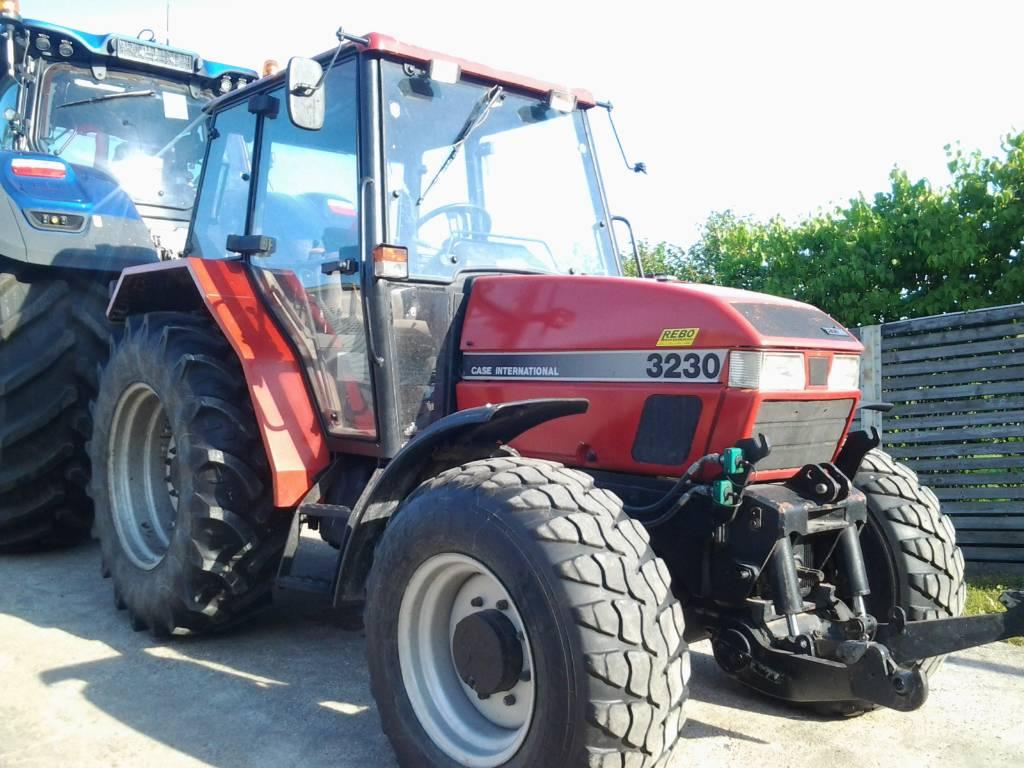 Case IH 3230, Traktorid, Põllumajandus