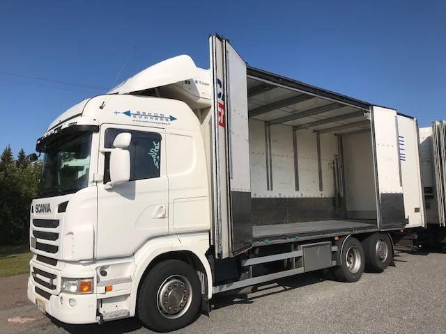 Scania R500 LB6x2*4MNB, Kylmä-/Lämpökori kuorma-autot, Kuljetuskalusto