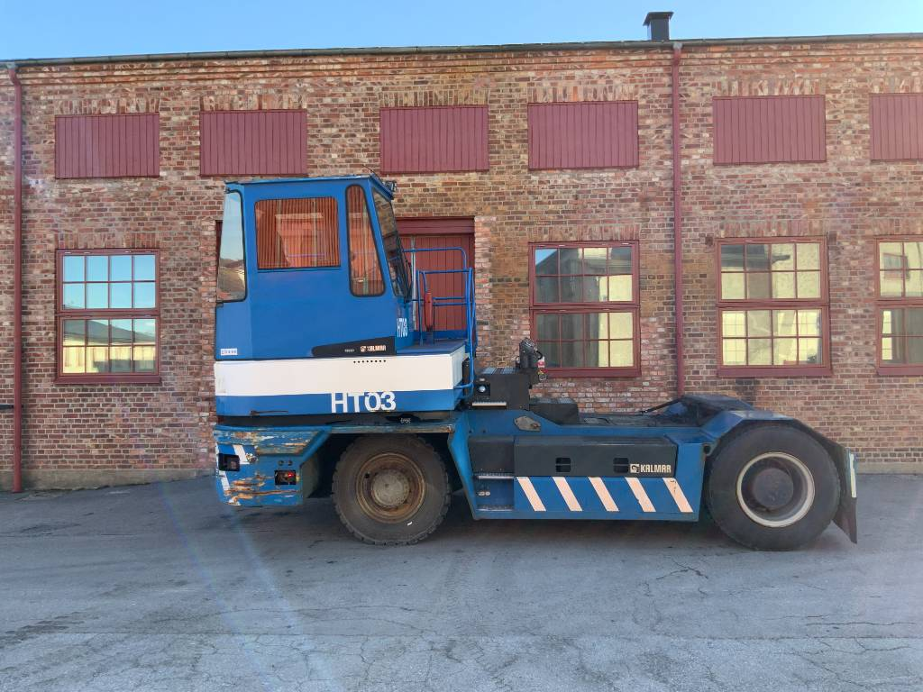 Kalmar TR 632, Terminaltraktorer, Materialhantering