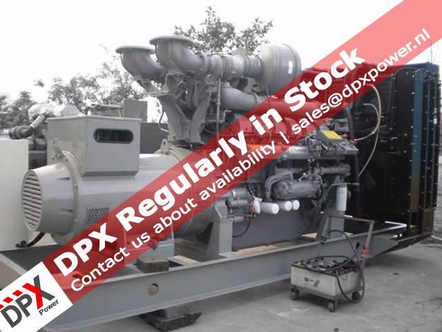 Perkins 4008 Generatorset, Diesel generatoren, Bouw