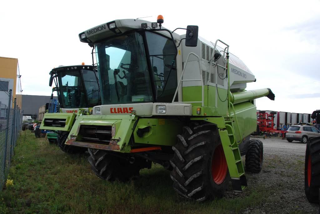 CLAAS Medion 310, Kombainid, Põllumajandus