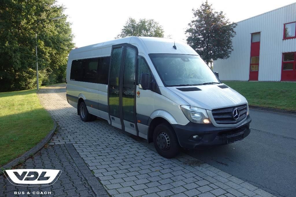 Mercedes-Benz 516 CDISprinter, Mini, Vozidla