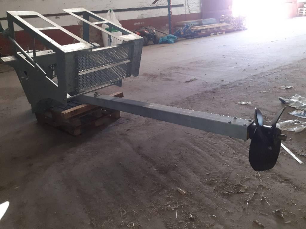 [Other] ØRUM - ORUM MIXER 15kW - 4meter, Pumpar och omrörare, Lantbruk
