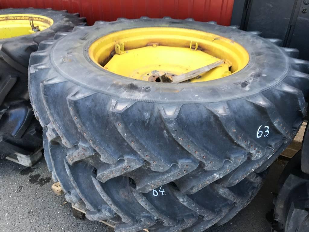 Traktorin Vanteet
