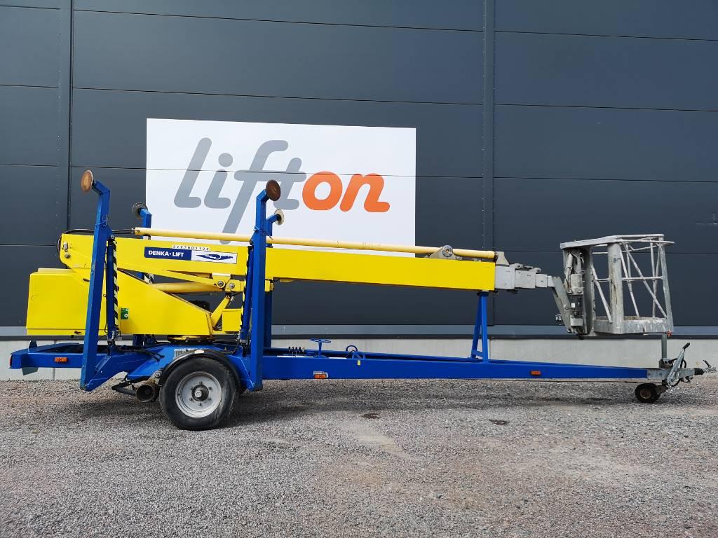 Denka-Lift DL 21, Skylift, Entreprenad