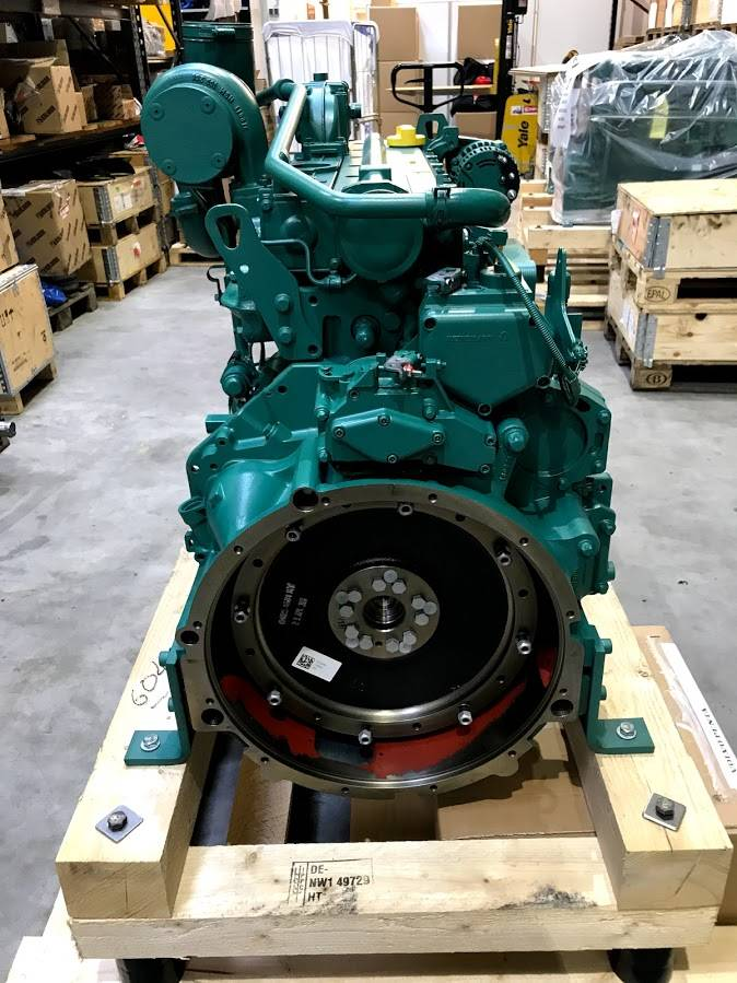 Volvo Penta TAD620VE, Others, Material Handling