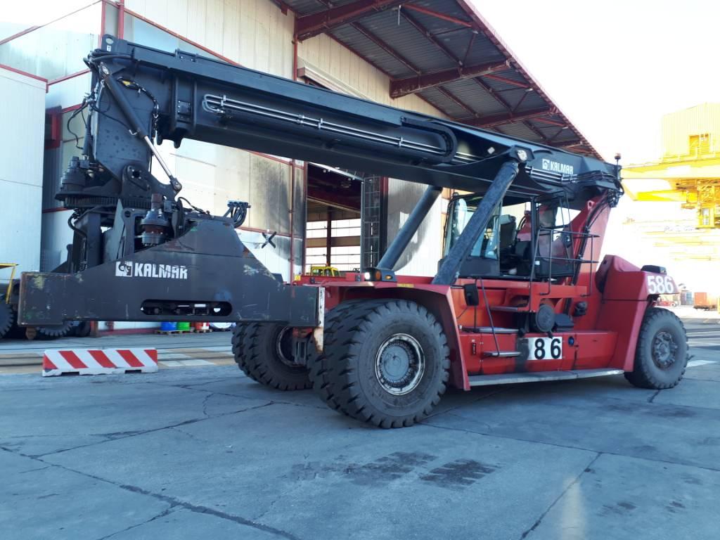 Kalmar DRG45065S5, Container handlers, Material Handling