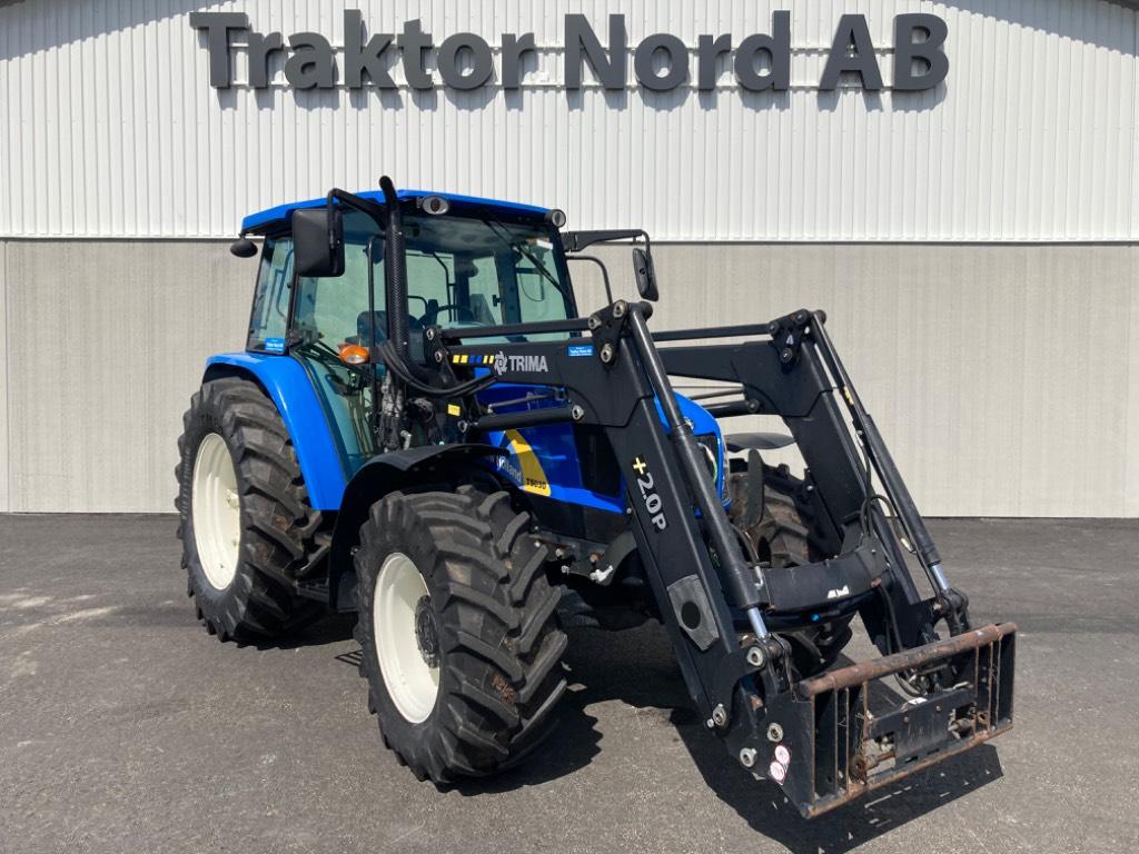 New Holland T5030 DC, Traktorer, Lantbruk