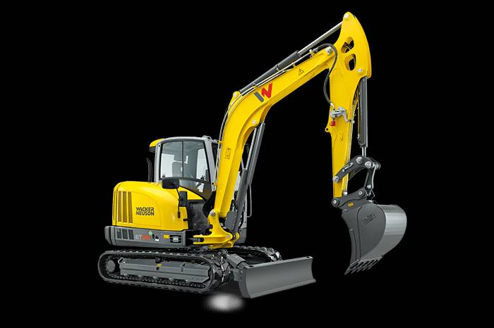 Wacker Neuson ET65, Tracked / Mini excavators, Products