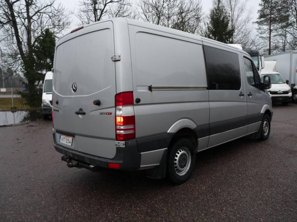 Mercedes-Benz Sprinter 313CDI 3,55/37K Keskipitkä  Kevyt-KA, Pakettiautot, Kuljetuskalusto