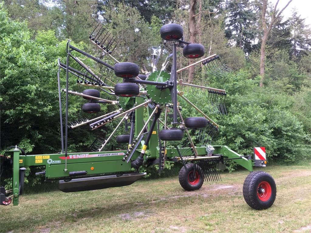 Fendt FORMER 8055 PRO, Zwadharken, Landbouw