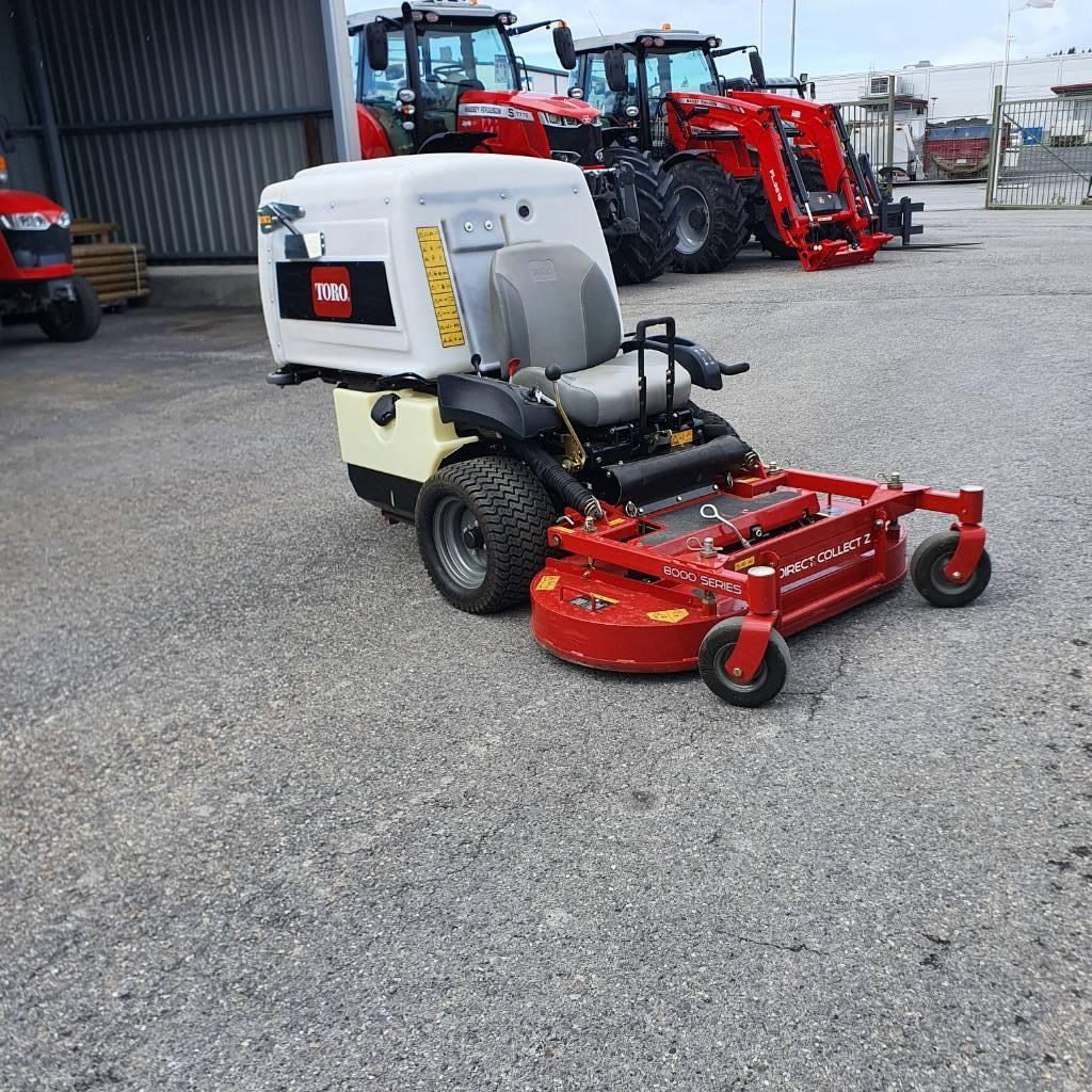 Toro gräsklippare Z-8000, Nollsvängare, Grönytemaskiner