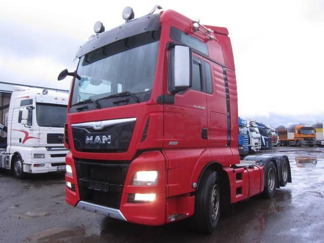MAN TGX 28.560 6x2, Conventional Trucks / Tractor Trucks, Trucks and Trailers