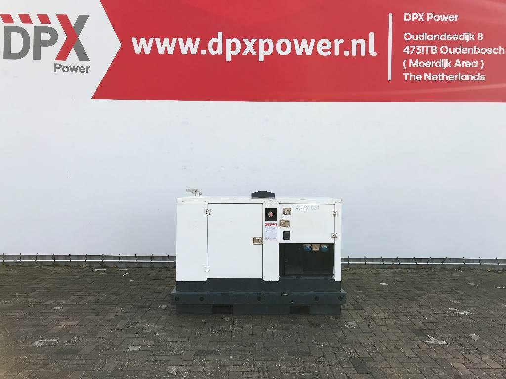 Iveco 8035E15 - 33 kVA Generator - DPX-12118, Diesel generatoren, Bouw