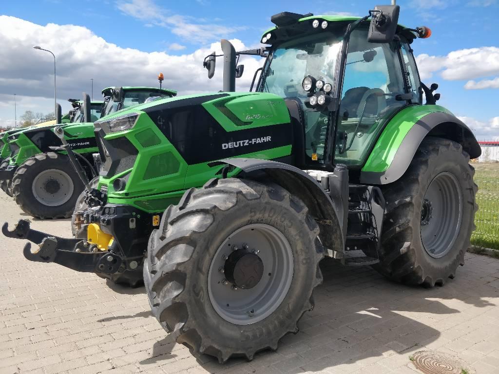 Deutz-Fahr AGROTRON 6215 RCSHIFT, Traktorid, Põllumajandus