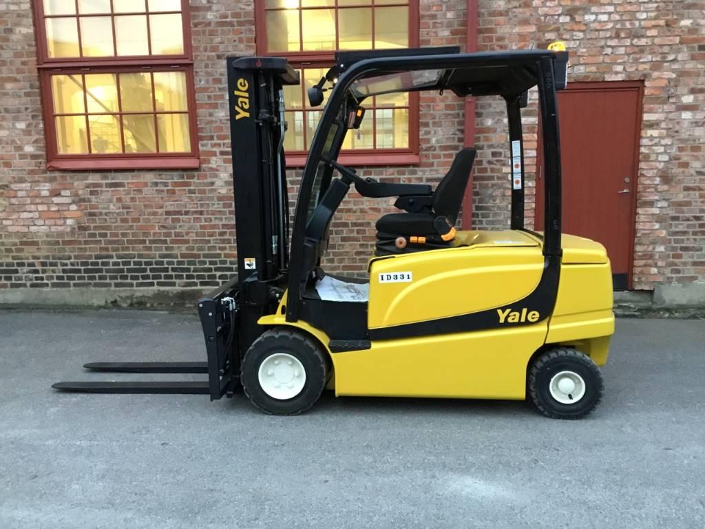 Yale ERP035, Elmotviktstruckar, Materialhantering
