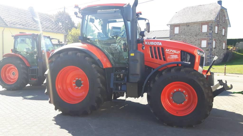 Kubota M7152 Premium, Tracteur, Agricole