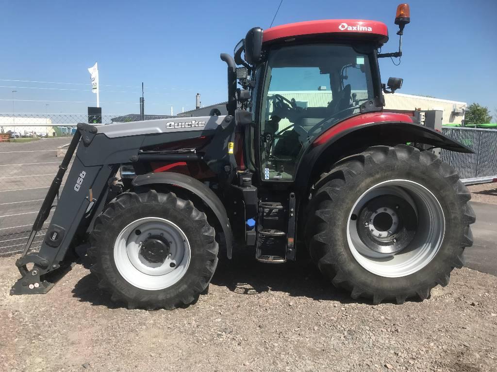 Case IH Case Maxxum 130 CVX, Traktorer, Lantbruk