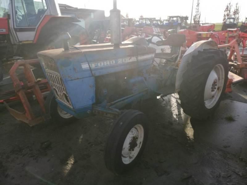 Ford 2000, Tractoren, Landbouw