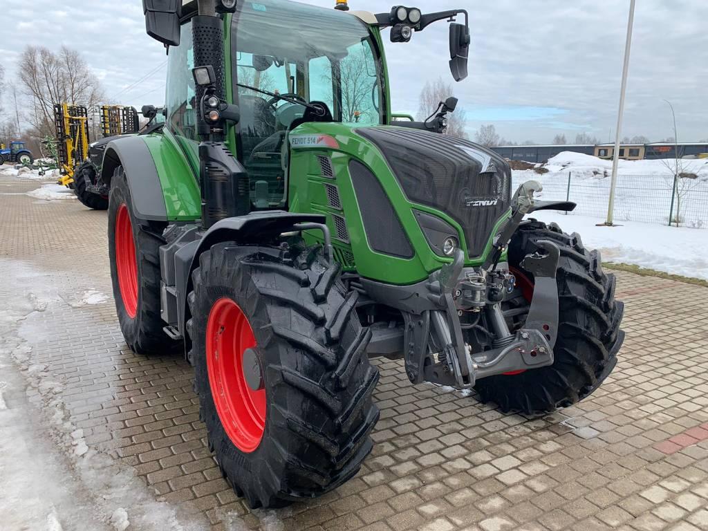 Fendt 514 Vario, Traktori, Lauksaimniecība