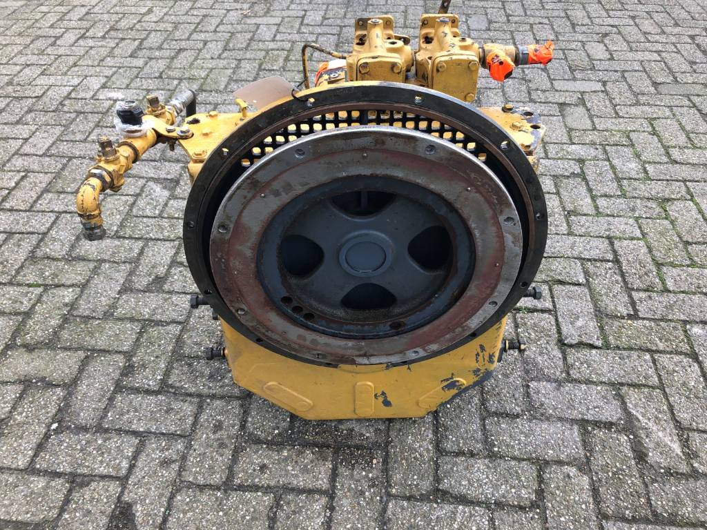 Twin Disc MG-5111 - Marine Transmission - 4,95:1, Transmissions, Construction