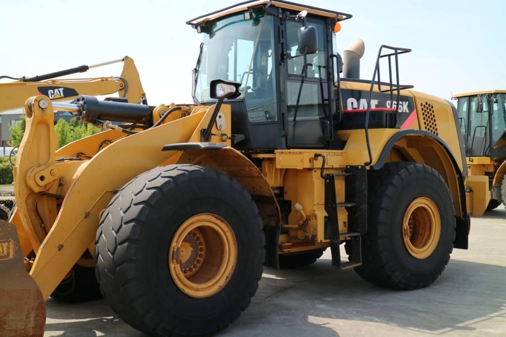 Caterpillar 966 K, Wheel Loaders, Construction Equipment