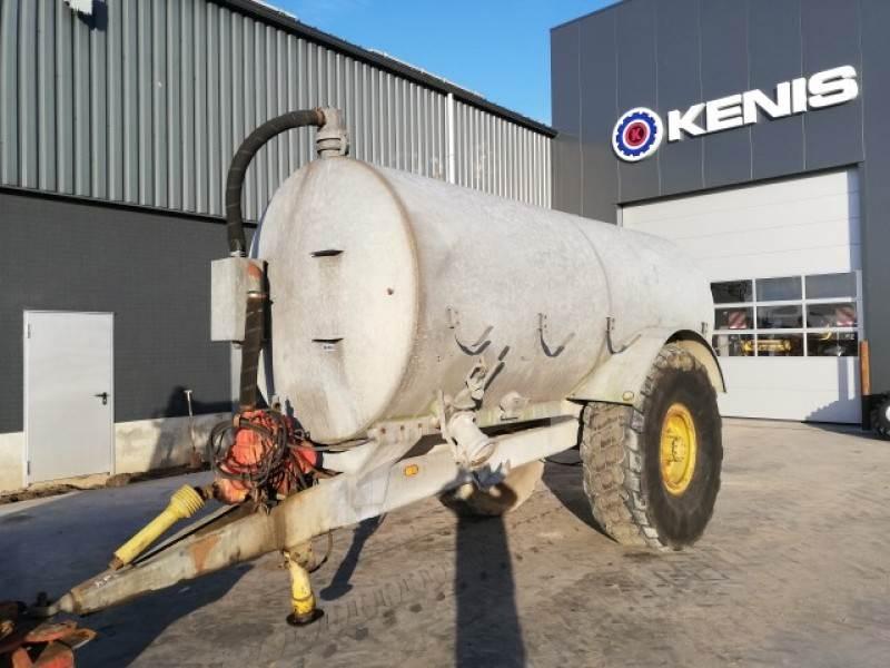 Peecon 8200, Drijfmesttanks, Landbouw