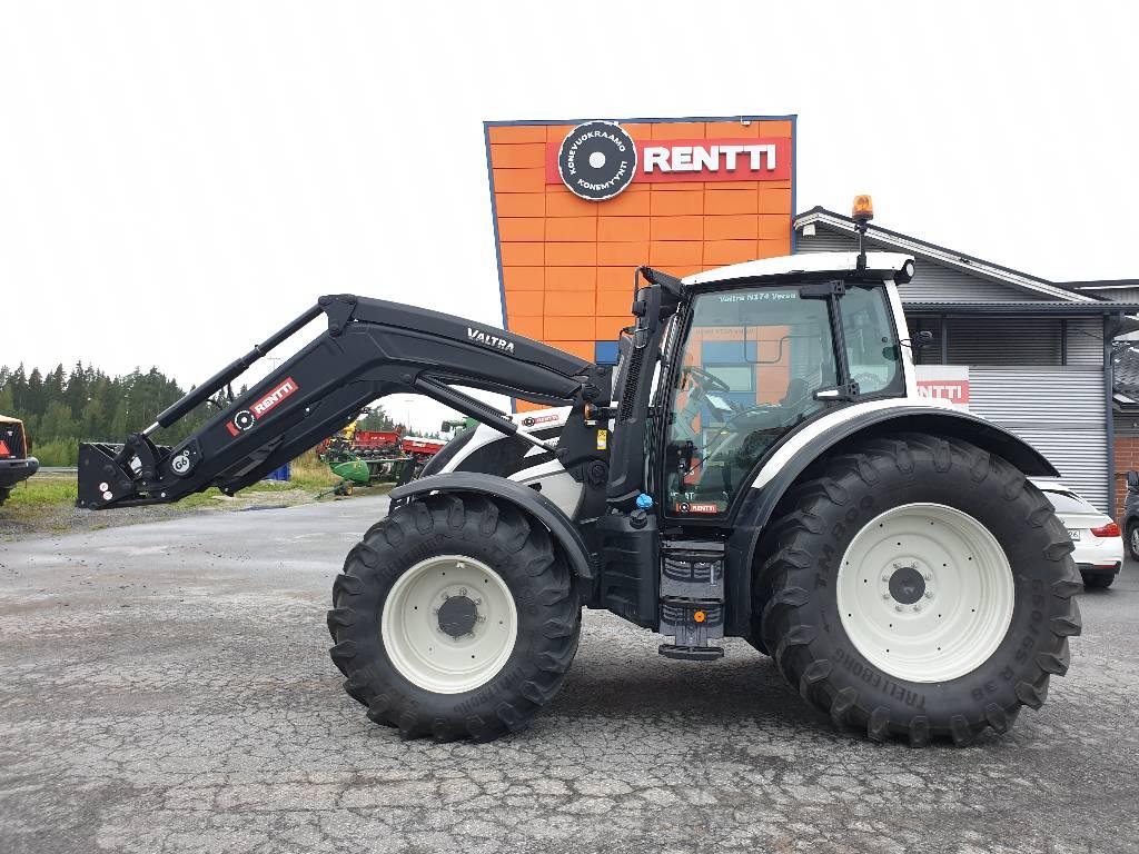 Valtra N174V SmartTouch, Traktorit, Maatalous