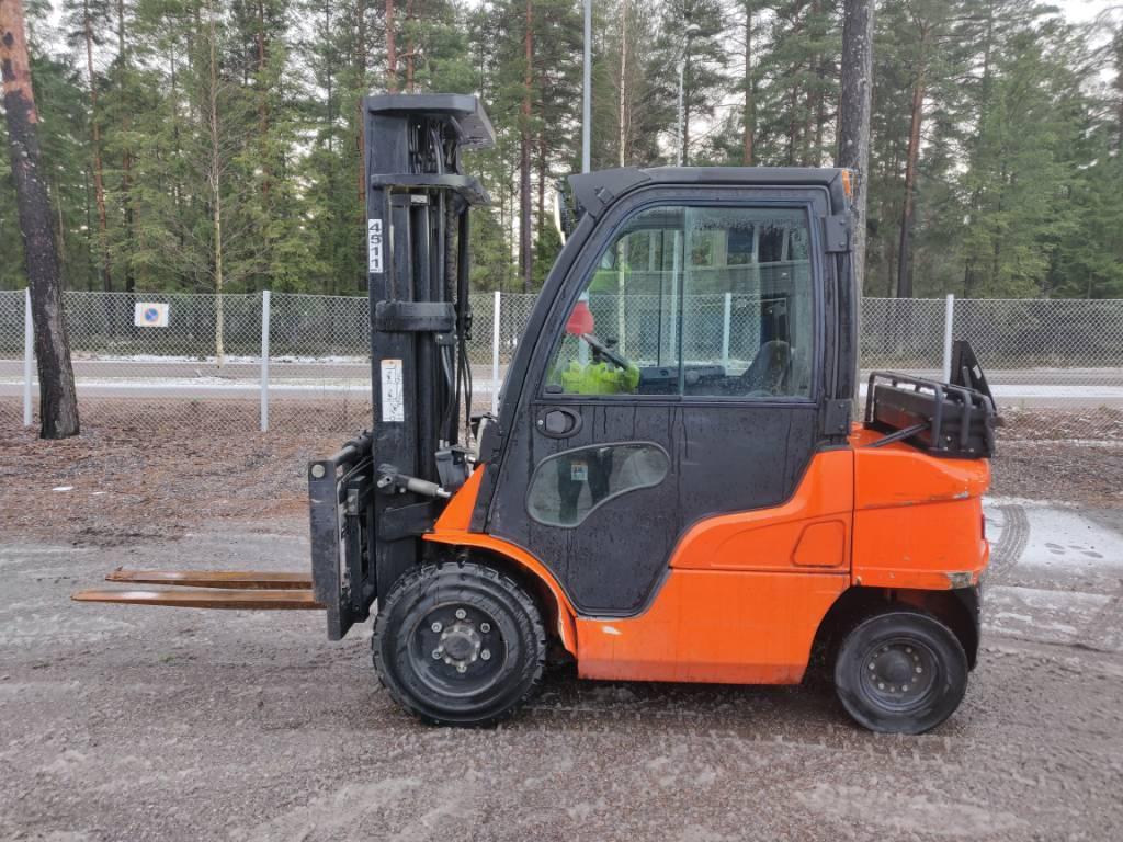 Caterpillar DP30N2, Dieseltrukit, Materiaalinkäsittely