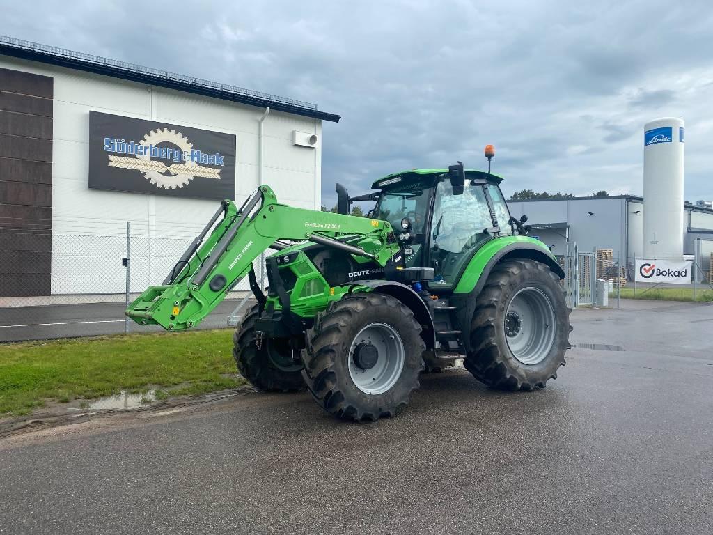 Deutz-Fahr 6175.4 RC-Shift, Traktorer, Lantbruk