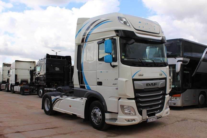 DAF XF 480 FT, Cab & Chassis Trucks, Trucks and Trailers